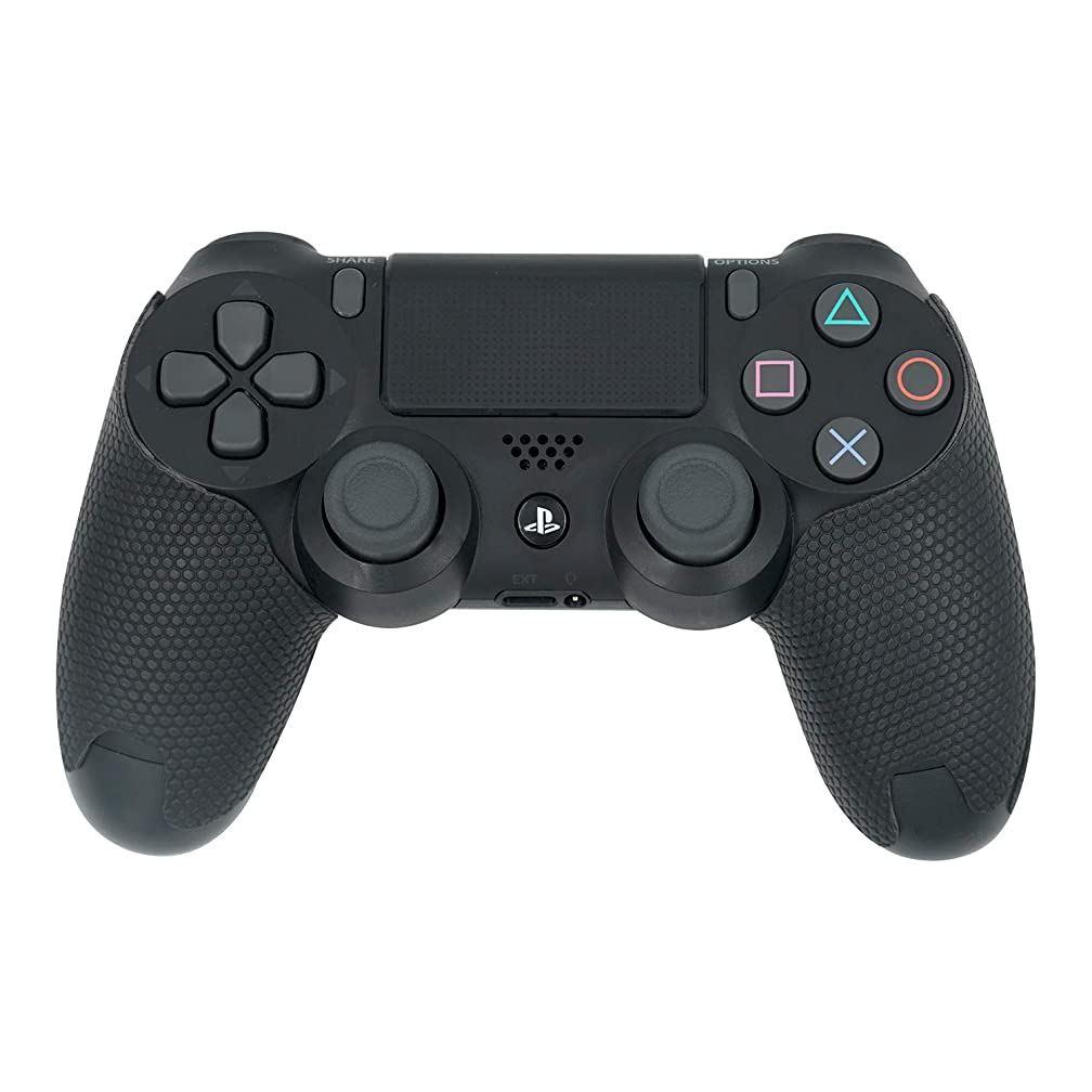 Mcbazel Gamepad Anti-Skid Sweat-Absorbent Sticker Skin Controller Grip for PS4 Slim Pro Controller