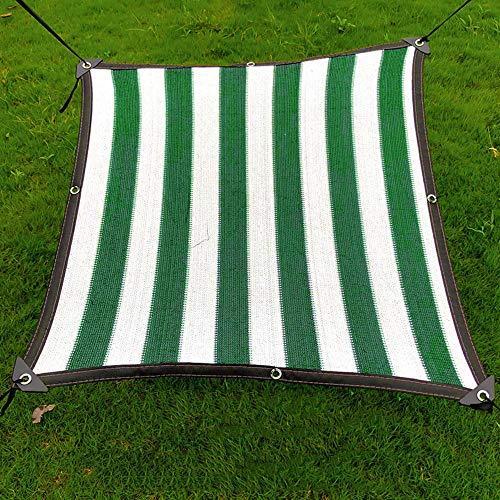 HXSM Tela De Sombra De Invernadero Red De Protección Solar con Ojales Malla Resistente A Los Rayos UV para Flores Plantas Tasa De Sombreado del 95%