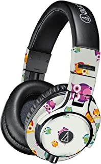 Skin Compatible with Audio-Technica ATH-M40x Headphones - Owls  MightySkins Protective, Durable, and Unique Vinyl Decal wrap Cover   Easy to Apply, Remove, and Change Styles   Made in The USA