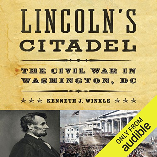 Lincoln's Citadel cover art