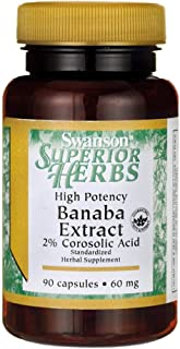 Best banaba extract benefits Reviews