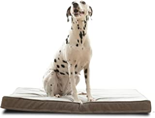 ANWA Orthopedic Dog Bed Large Dogs Memory Foam Dog Bed Washable Dog Bed for Crate 36 42 Inch