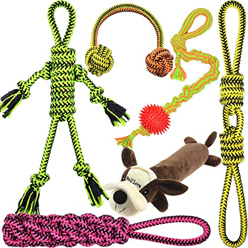 Well Love Rope Dog Toys