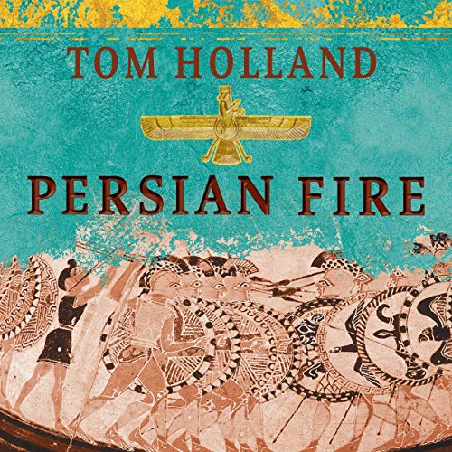 Page de couverture de Persian Fire