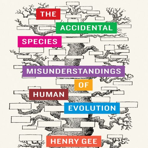 The Accidental Species audiobook cover art