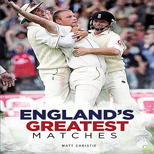 Cricket: England's Greatest Matches cover art