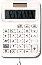 $23 » Basic Calculator Student Study Scientific Calculators Solar Dual Power Portable Small Computer with Lanyard Standard Funct...