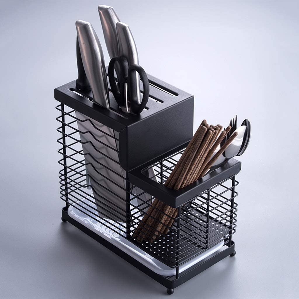 Household Stainless Recommended Steel Knife Rack Holder Kitchen Max 61% OFF I