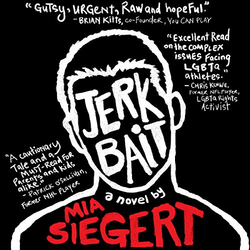 Jerkbait audiobook cover art