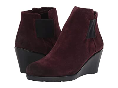 Naturalizer Laila (Bordo Oil Suede) Women