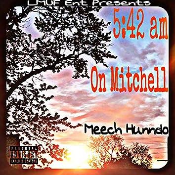 5:42am on Mitchell
