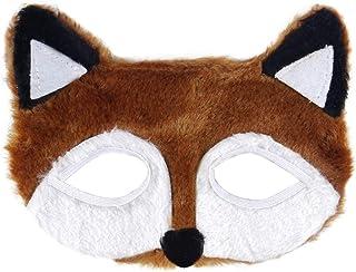 Fantastic Mr Fox Mask Adults Roald Dahl  Fancy Dress Book Day Costume Accessory