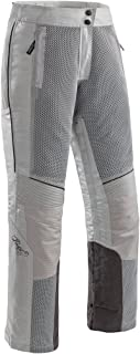 Joe Rocket Cleo Elite - Womens' Textile/Mesh Motorcycle Pant - Silver/Grey - X-Large