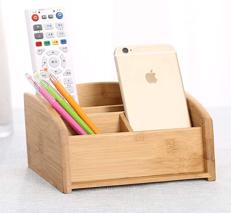 DYR Multifunctional Shelf Bamb izer Organ Desk Caddy Supply Pen Holder Pen Brush Compartment Kitchen Bathroom Suspended Ceiling