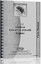 Ford Engine Parts Manual (FO-P-KSG 411+)