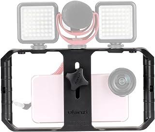 KKmoon Ulanzi U-Rig Pro 3 Shoe Handheld Smartphone Video Rig Film Making Vlogging Recording Case Bracket Stabilizer for iP...