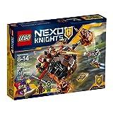 LEGO NexoKnights Moltor's Lava Smasher...