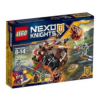 LEGO Nexo Knights Moltor s Lava Smasher Kit  187 Piece