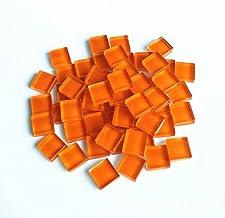 FireAngels Craft Materiaal Mozaïek Tile, Micro Glas Kleine Mini Mozaïek Tegel DIY Hobby's Kinderen Handgemaakte Crystal Gr...