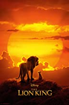 Trends International Disney The Lion King - Mufasa and Simba Wall Poster, 22.375