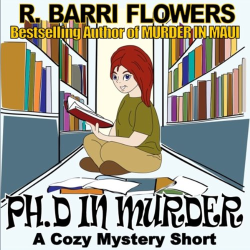 Ph.D in Murder audiobook cover art