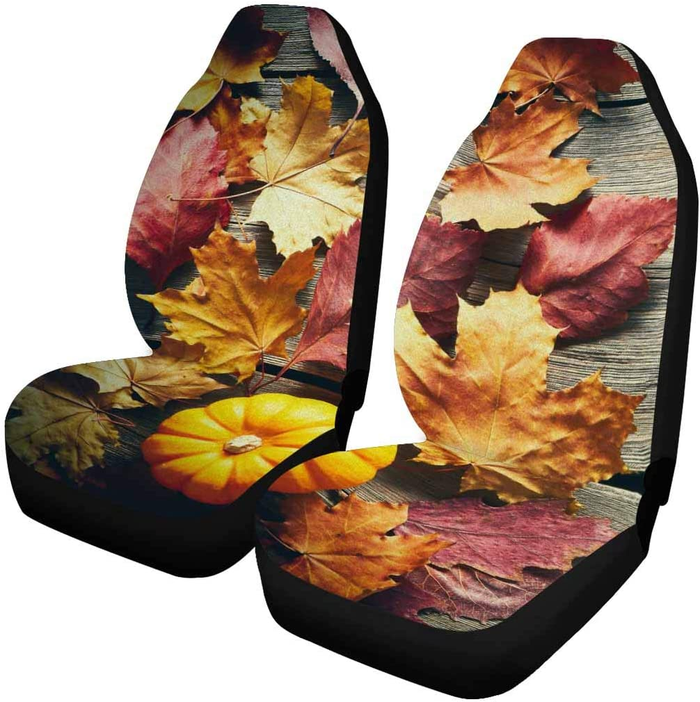 InterestPrint Seat Covers for service Car Truck with Each Piece Diff SUV It is very popular