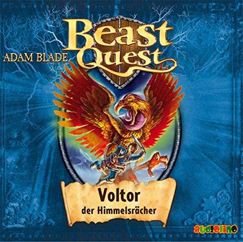 Voltor, der Himmelsrächer     Beast Quest 26              Autor:                                                                                                                                 Adam Blade                               Sprecher:                                                                                                                                 Jona Mues                      Spieldauer: 1 Std. und 12 Min.     5 Bewertungen     Gesamt 3,6