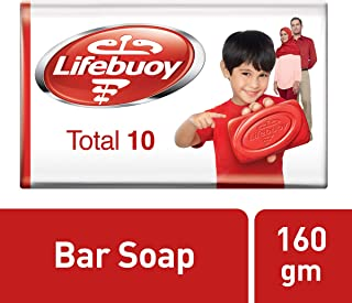 Lifebuoy Bar Total 10, 160g