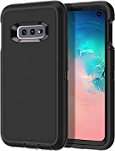 I-HONVA for Galaxy S10E Case Shockproof Dust/Drop Proof 3-Layer Full Body Protection [Without Screen Protector] Rugged Hea...