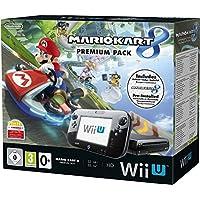 Nintendo Wii U Mario Kart 8 Download Premium Pack - videoconsolas (Wii U, Negro, 802.11b, 802.11g, 802.11n, IBM PowerPC, AMD Radeon, Mario Kart 8)