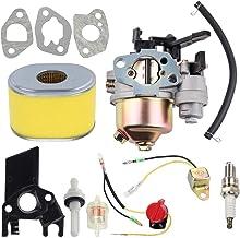 Kuupo GX 200 GX 160 Carburetor Air Filter Spark Plug Kit for Honda GX140 GX160 GX168 GX168F GX200 5HP 5.5HP 6.5HP Generato...