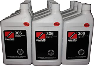 306 Supreme Formula Engine Oil 20w50 (Case of 12 Qts.)