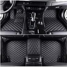 Oneuda Car Floor Mats for Mitsubishi Outlander 2003-2016 2017 2018 Waterproof Leather Floor Mats Car-Styling Interior Car Carpet Mat