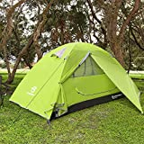 Bessport Camping Tent 1 and 2 Person Lightweight Backpacking...