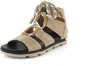 Sorel Women's Torpeda Lace Ii Flat Sandal