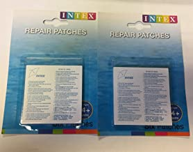Intex Wet Set Vinyl Plastic Repair Patch (2)