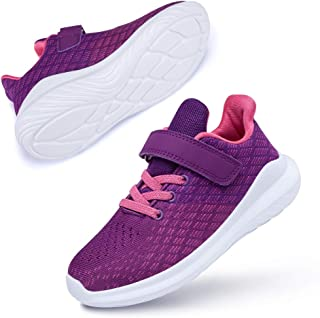 Kids Sneakers Tennis Shoes Running Lightweight Athletic...