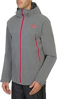 The North Face Burst Rock Softshell Jacket Large Vanadis Grey Heather