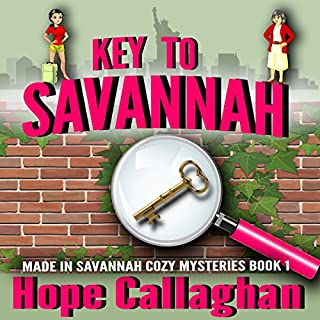 Key to Savannah cover art