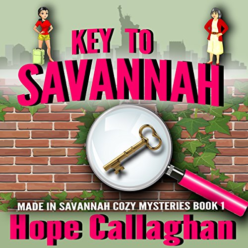 Key to Savannah audiobook cover art