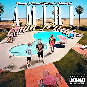 Amiri Swim Trunks (feat. StanWill)