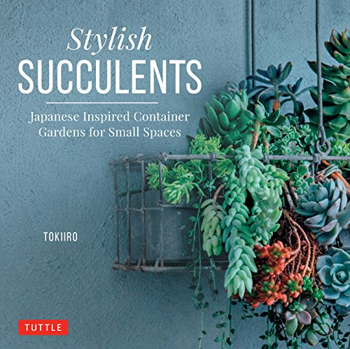 Stylish Succulents: Japanese Inspired Container Gardens for Small Spaces (English Edition)