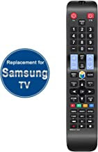 Gvirtue BN59-01178W BN59-01179A BN59-01199F Replacement for Samsung Remote Control 2K 4K UHD Smart Hub TV Series 5 Series 6 LCD LED HDTV Flat Screen New and Old Samsung TV UN 24/28/32/40/46/50/55/58