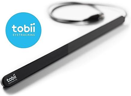 Tobii Eye Tracker 4C - the Game-changing Eye Tracking Peripheral for Streaming, PC Gaming and Esports. Windows Tobii Eye Tracker 4C