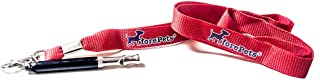 forepets Professional Dog Whistle to Stop Barking | with Proven Training Guide | Best New Anti Loss Version | Free Lanyard | 100%