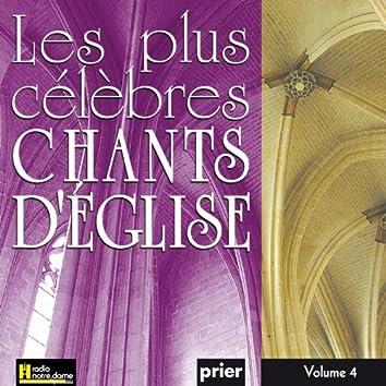 Les plus célèbres chants d'église, Vol. 4