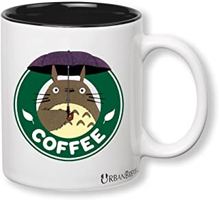 UrbanBrew Totoro Anime Cat Coffee Mug - Perfect gift for all ANIME fans