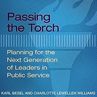 Passing the Torch audiobook cover art