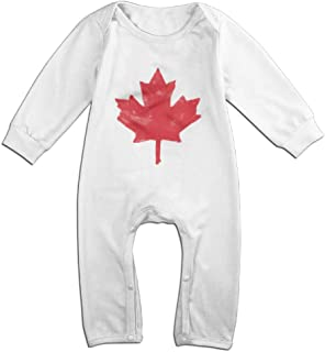 Marsherun Babys Girls and Boys King with Crown Long Sleeve Bodysuits Playsuits