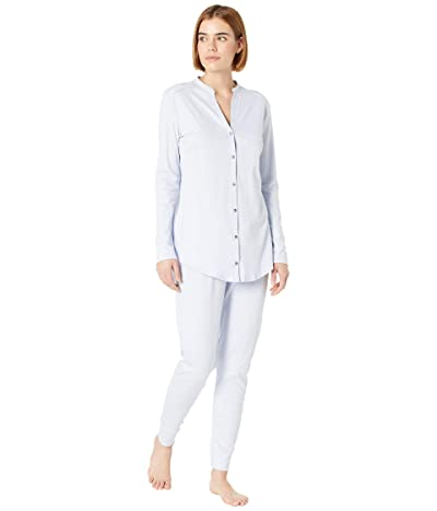 Hanro Pure Essence Long Sleeve Pajama Set